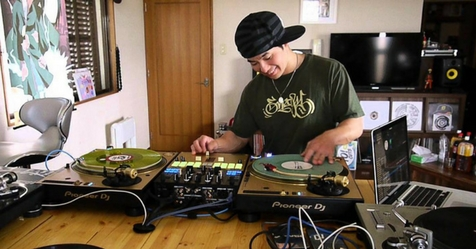 banner dj performer